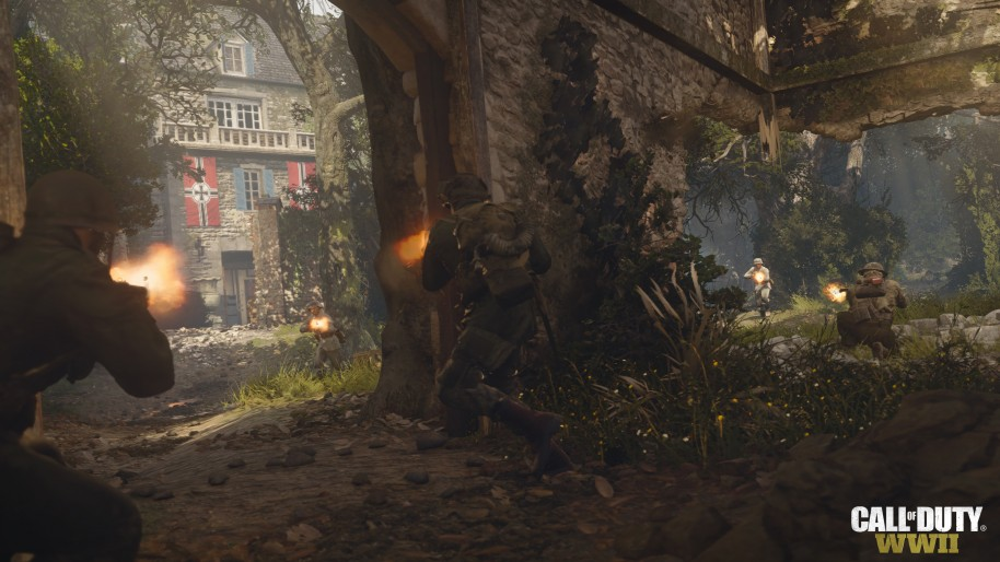Call of Duty WW2: Call of Duty WWII: Así es su Beta