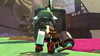Video Splatoon 2, Demostración Gameplay: Modo en Solitario