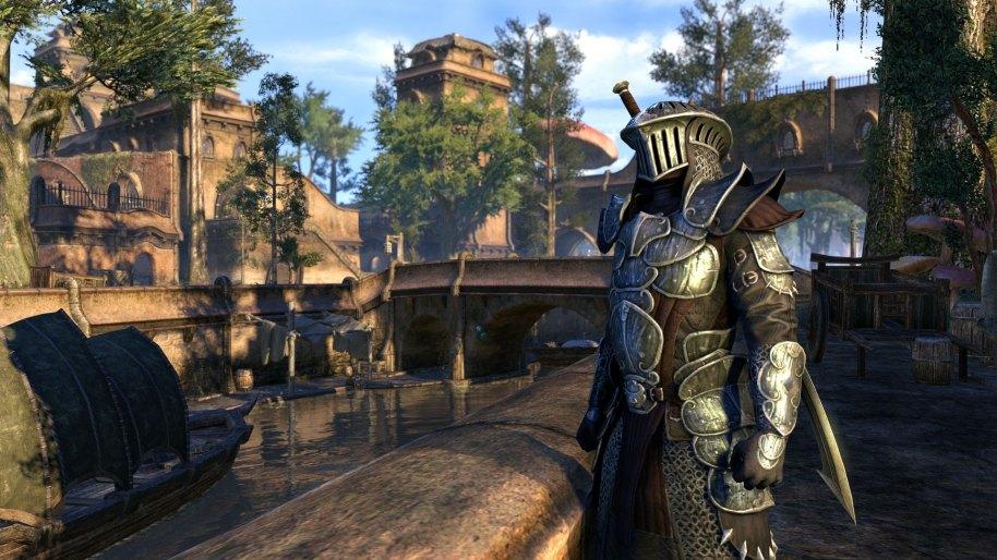 The Elder Scrolls Online Morrowind análisis