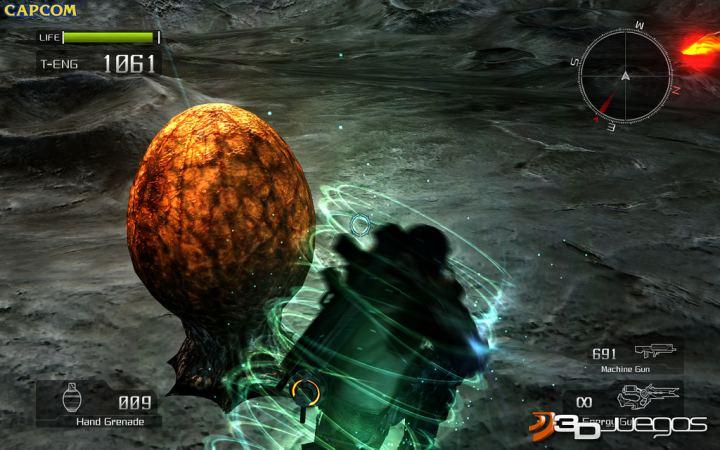 juego lost planet: