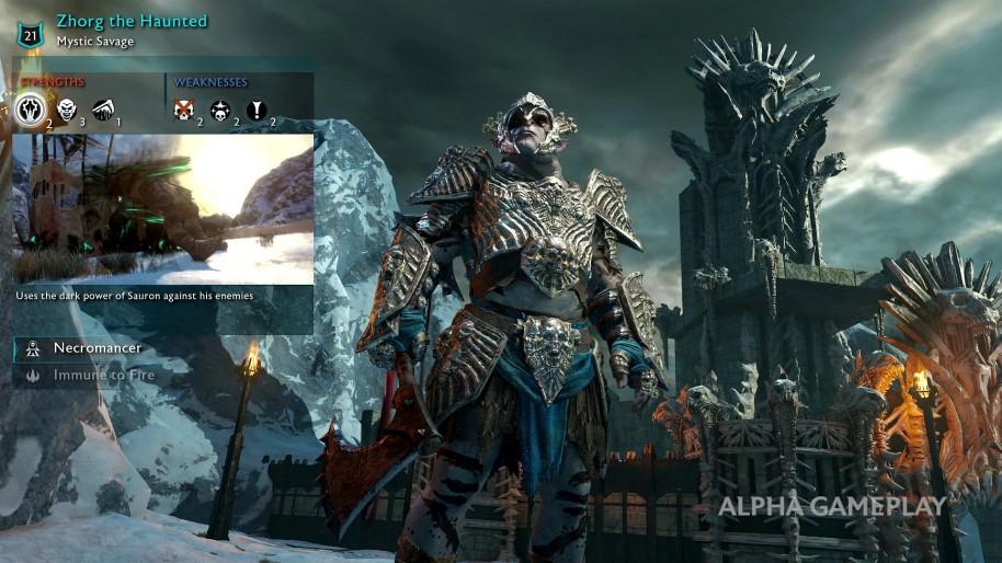 Tierra Media Sombras de Guerra: Es hora de conquistar Mordor