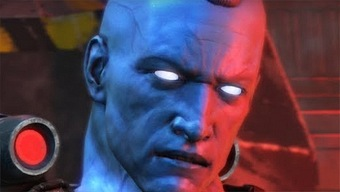 Video Rogue Trooper Redux, Comparación Gráfica