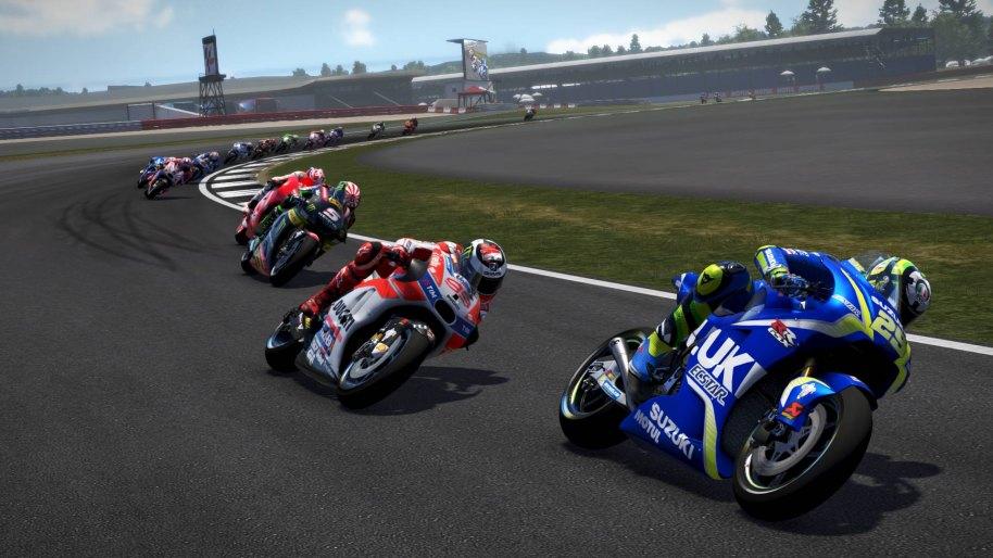 MotoGP 17 análisis