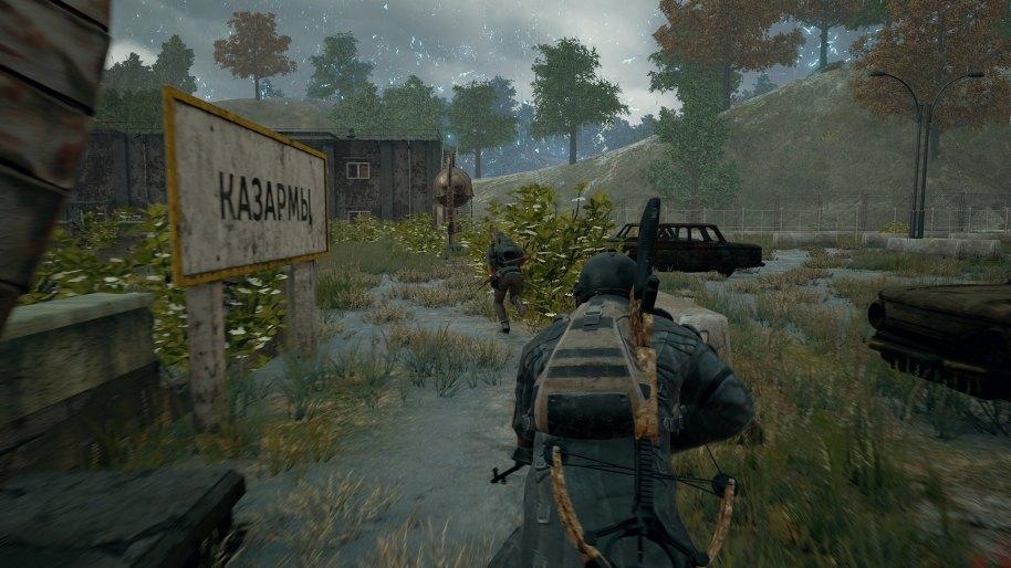 PlayerUnknown's Battlegrounds PC