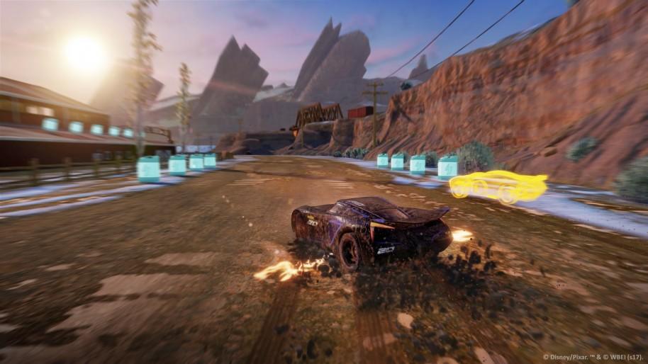 Cars 3 Hacia la victoria Wii U