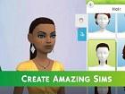 Los Sims Móvil - Pantalla