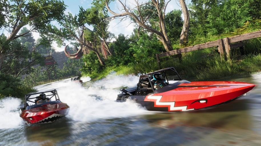 The Crew 2: Carreras y velocidad por carretera... mar y cielo!