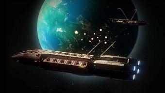 Video Battlestar Galactica: Deadlock, Tráiler de Anuncio