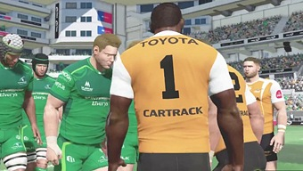 Video Rugby 18, Demostración Gameplay