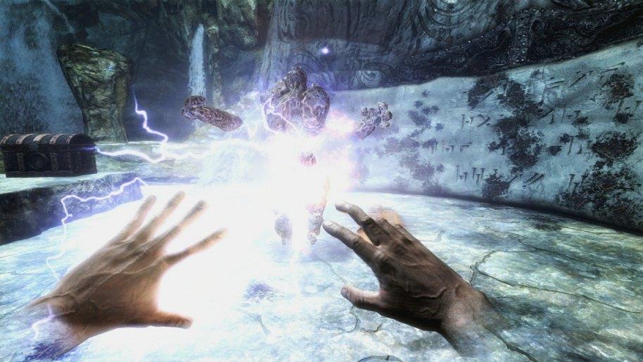 The Elder Scrolls V Skyrim - VR