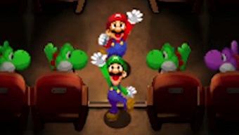 Video Mario & Luigi: Superstar Saga, Tráiler de Anuncio - E3 2017