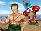 One Piece Grand Cruise - Pantalla