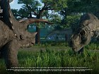 Pantalla Jurassic World Evolution