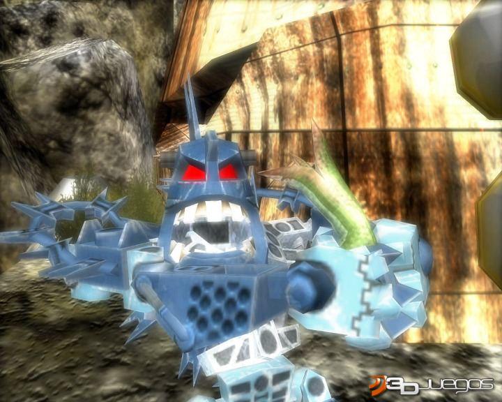 Bionicle Heroes - An�lisis