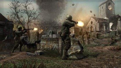 Call of Duty 3: Avance