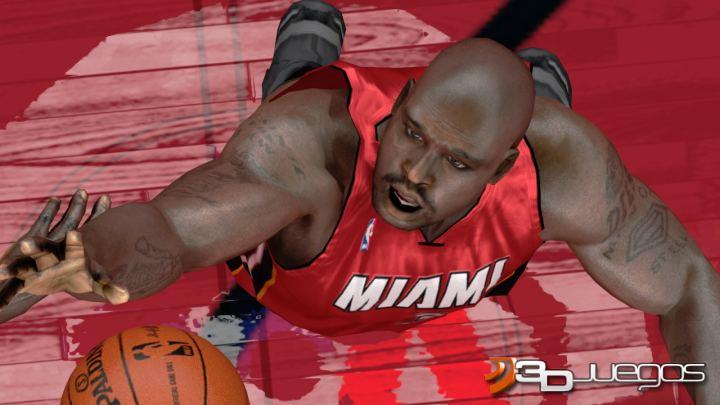 NBA 2K7 - An�lisis
