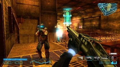 Coded Arms Contagion PSP