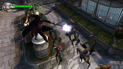 Devil May Cry 4: Primeros detalles