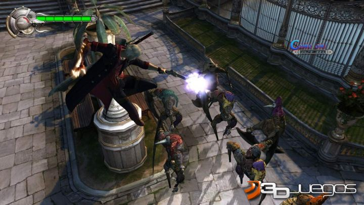 Devil May Cry 4 - Primeros detalles