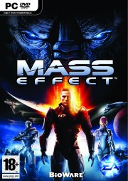 Car�tula oficial de Mass Effect PC