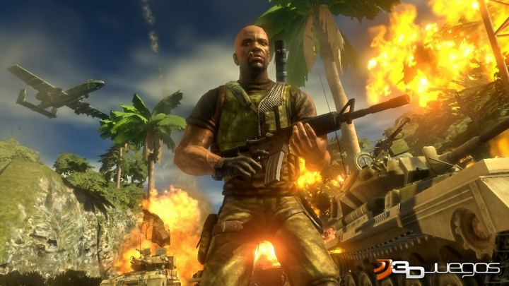 Mercenaries 2: World In Flames [PAL] [Español] [XGD2/LT2.0] [Xbox 360]