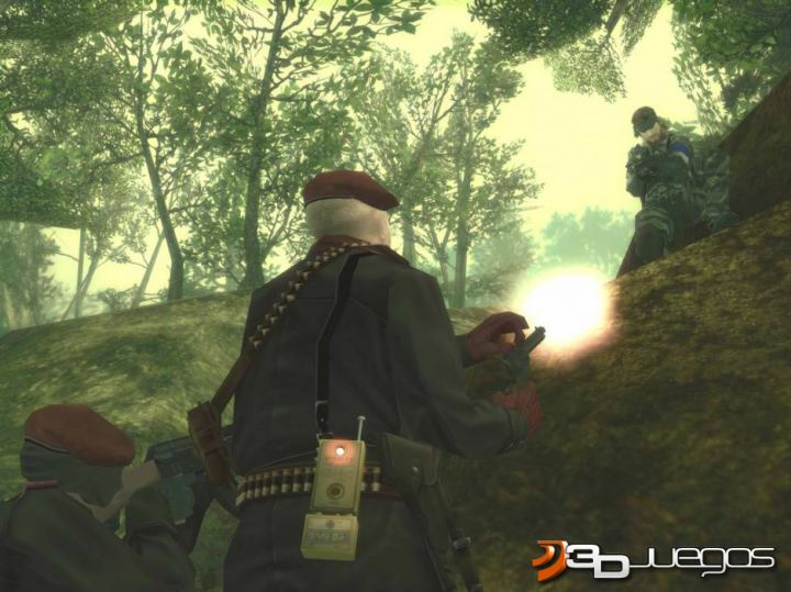 Metal Gear Solid 3 Subsistence - An�lisis