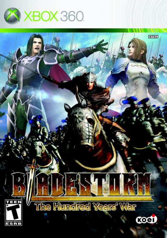 Bladestorm: The Hundred Years War RGH-JTAG 5,04GB PL-UL