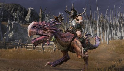 Golden Axe Beast Rider (Xbox 360)