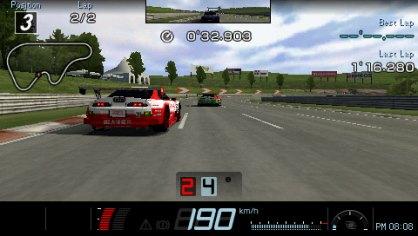 Gran Turismo PSP: Impresiones E3 09