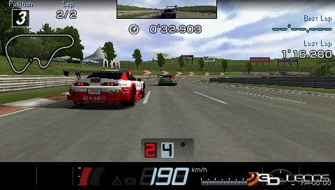 Gran Turismo PSP - Impresiones E3 09