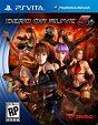 Dead or Alive 5 Plus Vita