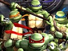 TMNT: Tortugas Ninja J&oacute;venes Mutantes