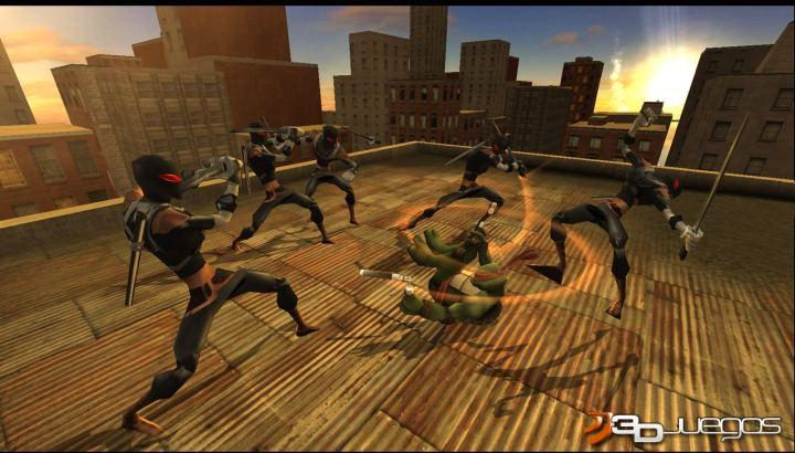 Juegos De Tortugas Ninjas Gratis image information