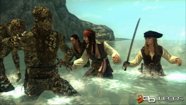 pirates of caribbean game pc