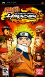 Naruto: Ultimate Ninja Heroes PSP