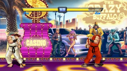 Street Fighter II Turbo HD Remix an�lisis