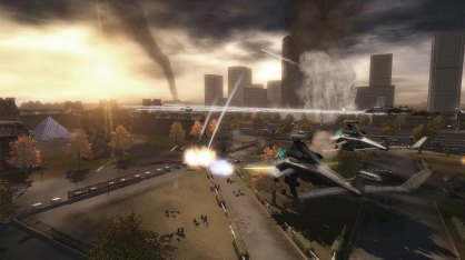 Tom Clancy's EndWar (Xbox 360)