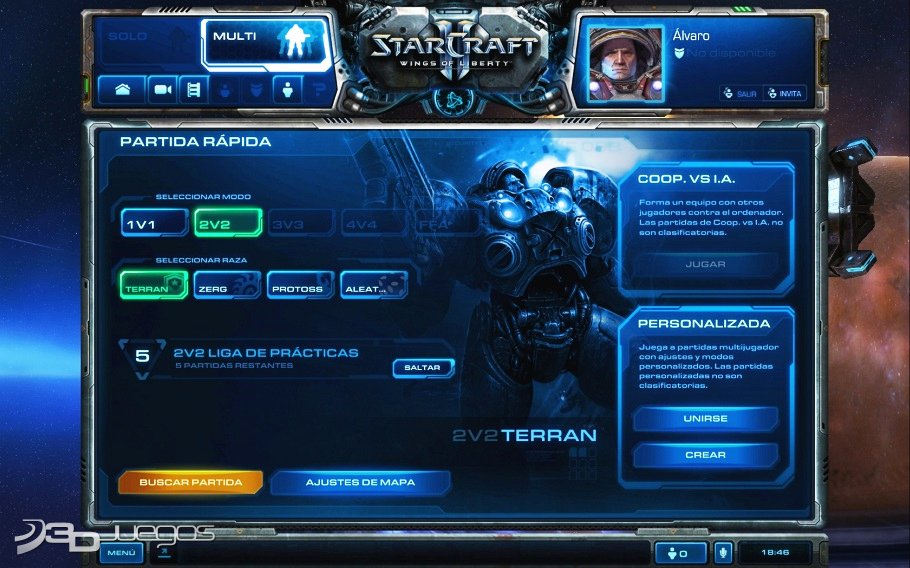 StarCraft 2 Wings of Liberty - Impresiones Beta Multijugador