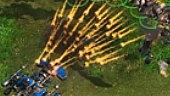 Video StarCraft 2 Wings of Liberty - Vídeo del juego 6 (parte 2)