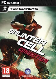 Car�tula oficial de Splinter Cell Conviction PC