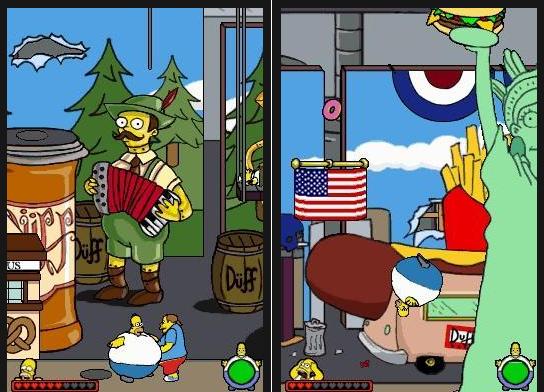 Los Simpson El Videojuego - An�lisis