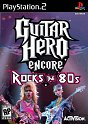 Guitar Hero: Rocks the 80s PS2