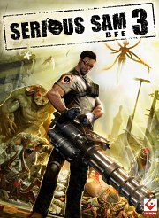 Car�tula oficial de Serious Sam 3 PC