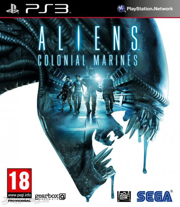 Car�tula de Aliens: Colonial Marines