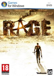 Car�tula oficial de RAGE PC