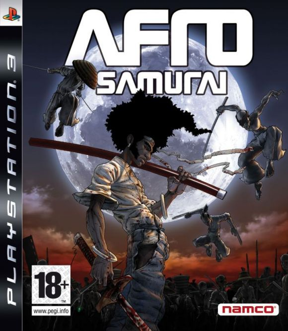 Cartula de Afro Samurai