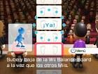 Pantalla Wii Fit