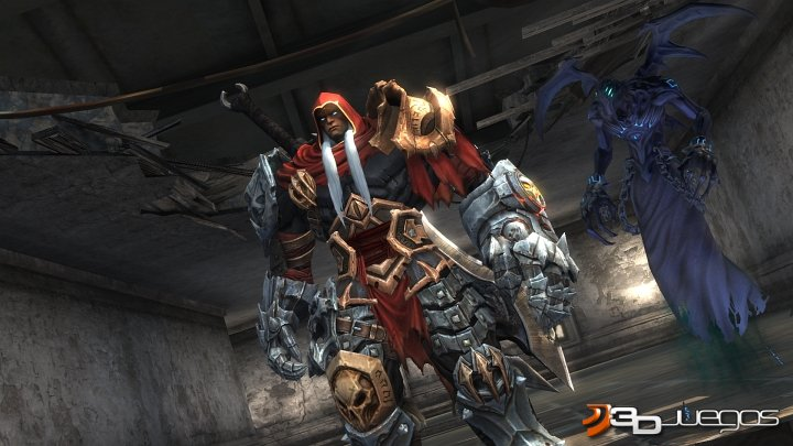 Darksiders - Impresiones jugables