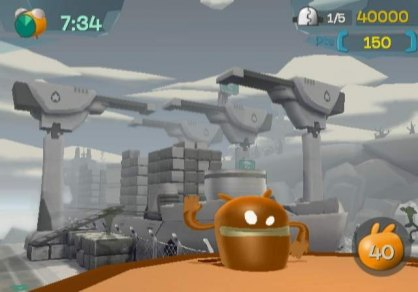 de Blob (Nintendo Wii)