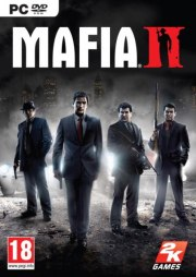 Cartula oficial de Mafia 2 PC
